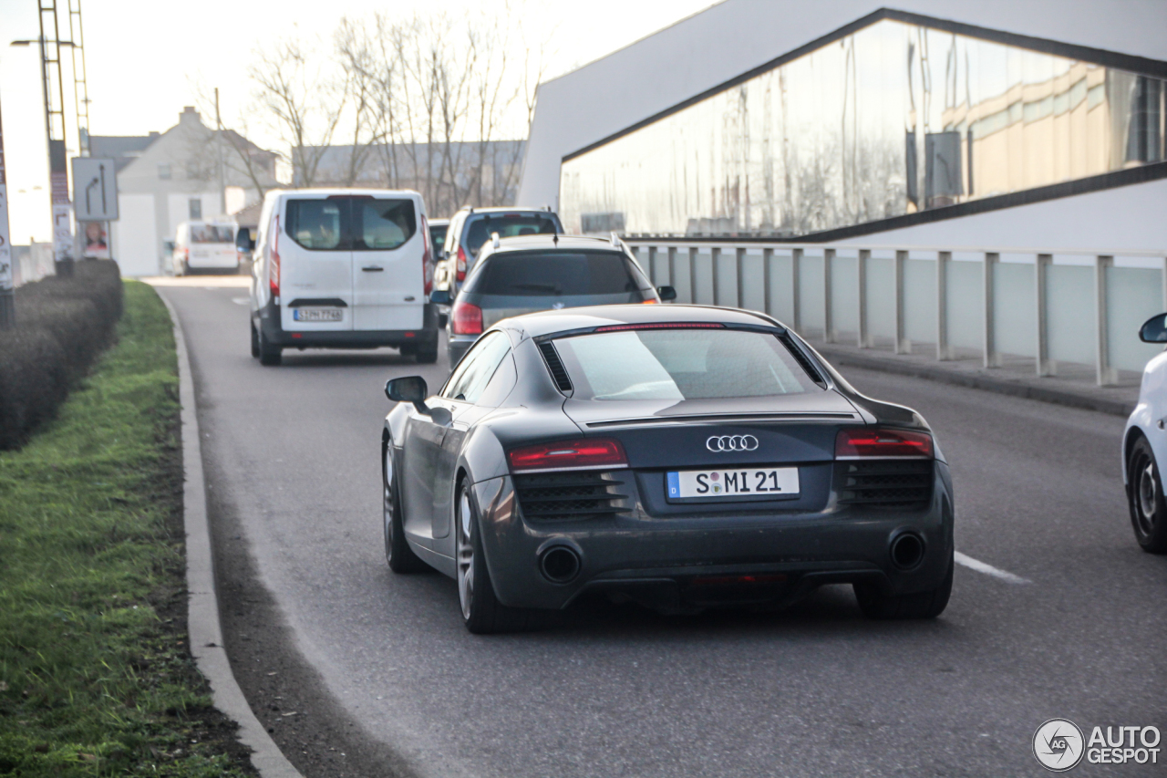 Audi R8 2013 4