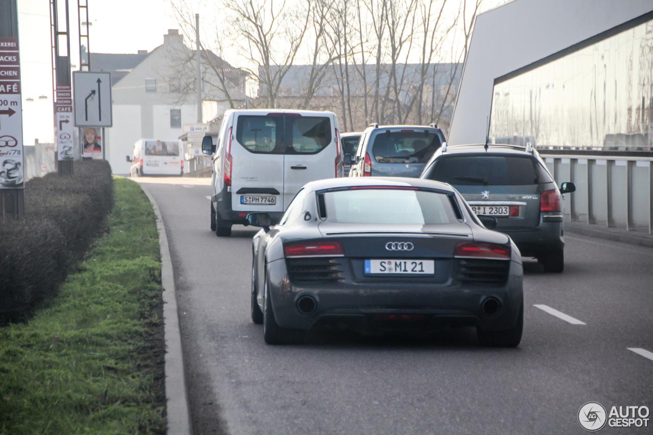 Audi R8 2013 5