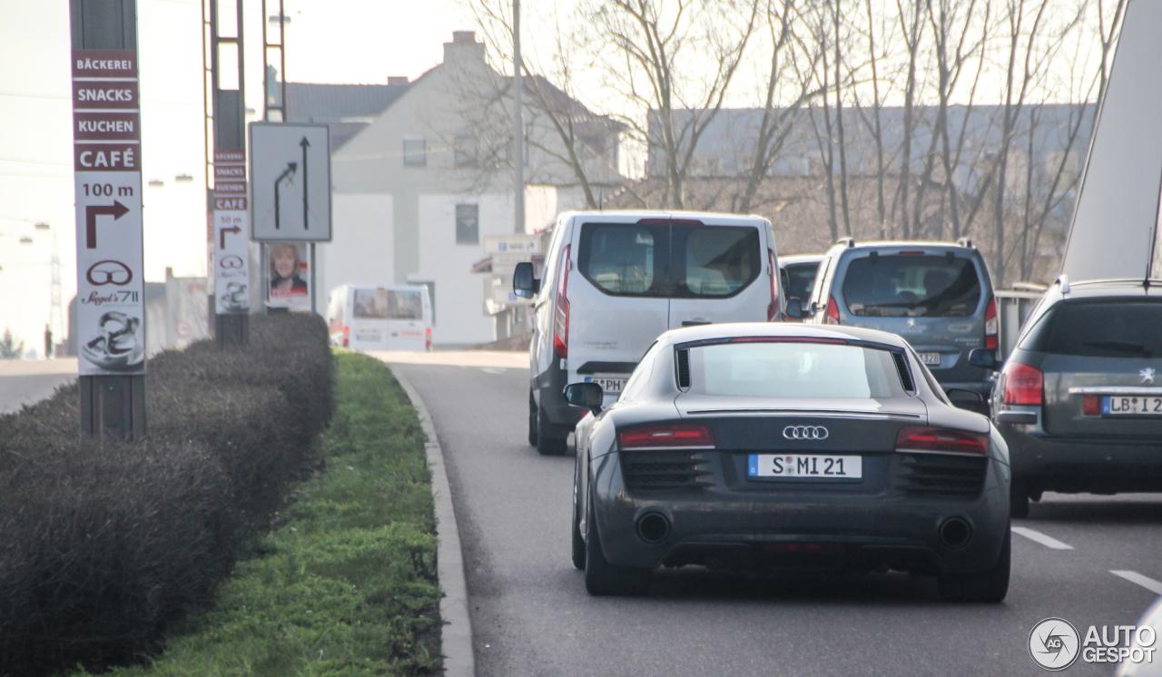 Audi R8 2013 6