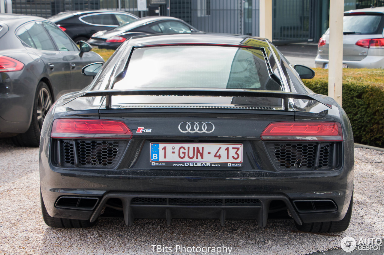 Audi R8 V10 Plus 2015 2 Mrz 2016 Autogespot