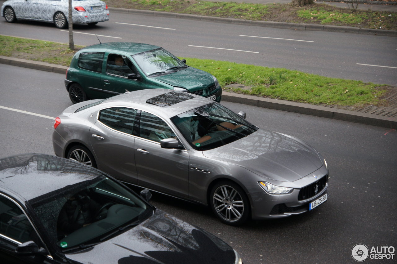 Maserati Ghibli 2013 1