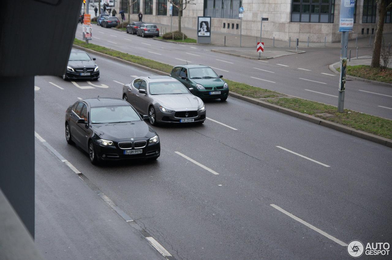 Maserati Ghibli 2013 2