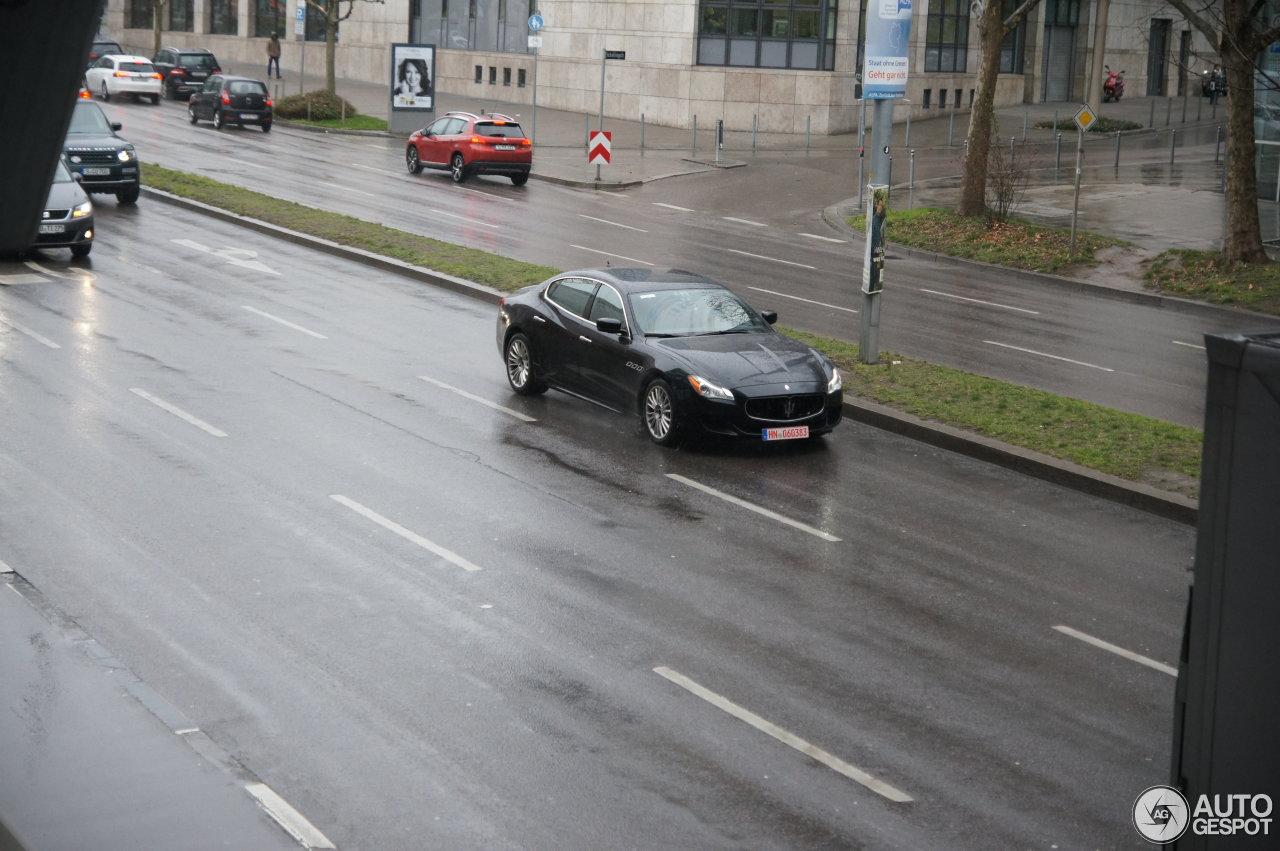 Maserati Quattroporte S 2013 2