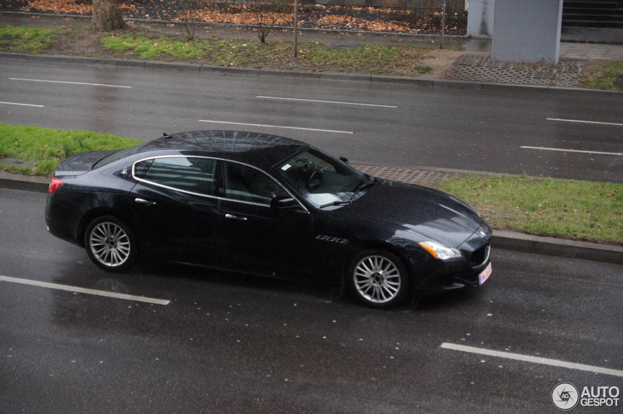 Maserati Quattroporte S 2013 3