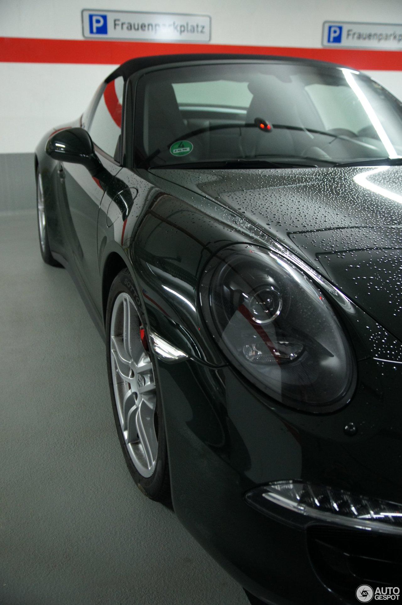 Porsche 991 Targa 4S 6