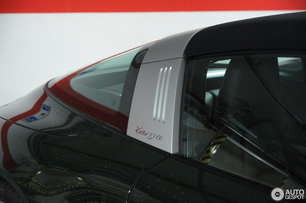 Porsche 991 Targa 4S 7