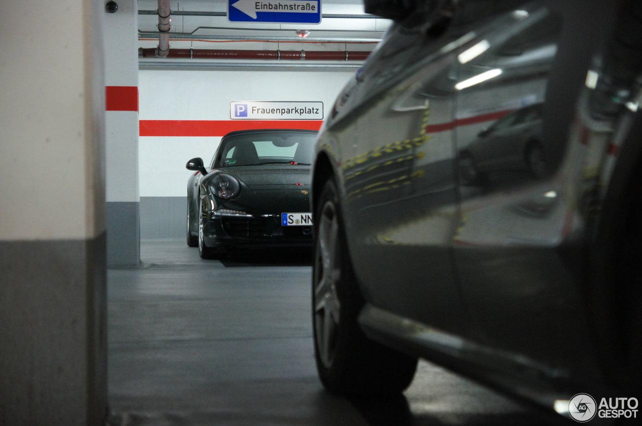 Porsche 991 Targa 4S 8