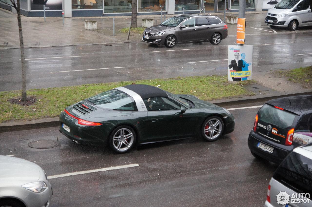 Porsche 991 Targa 4S 9