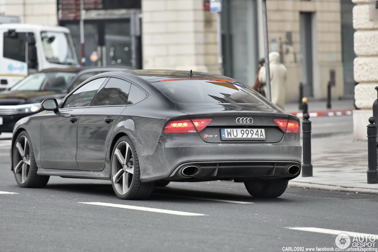 audi rs7 sportback 3 march 2016 autogespot. Black Bedroom Furniture Sets. Home Design Ideas