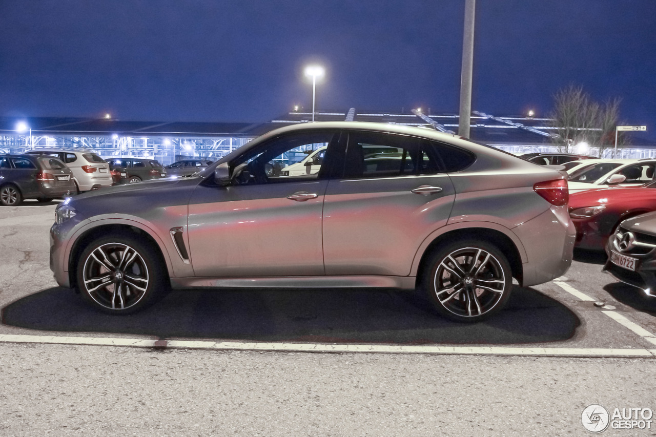 Bmw X6 M F86 3 March 2016 Autogespot