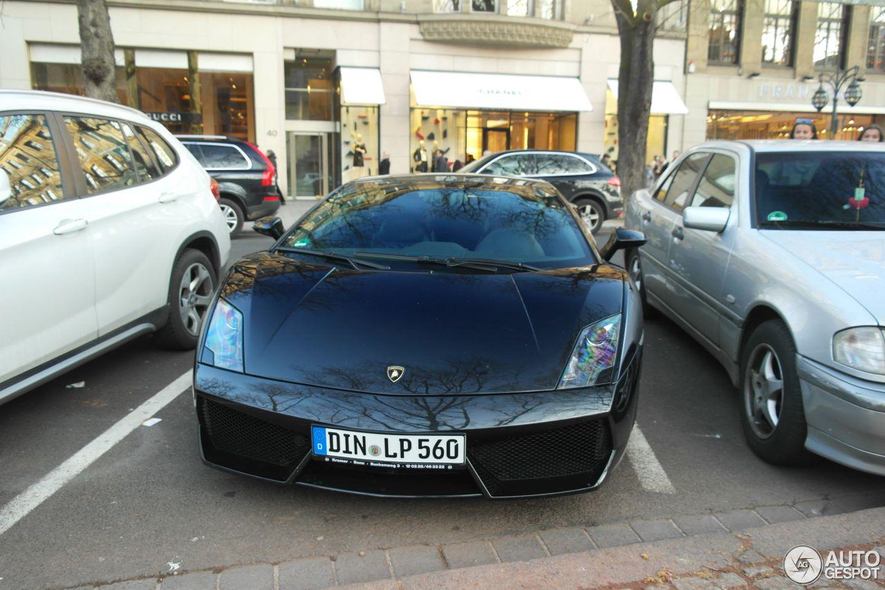 Lamborghini Gallardo LP560-4 7