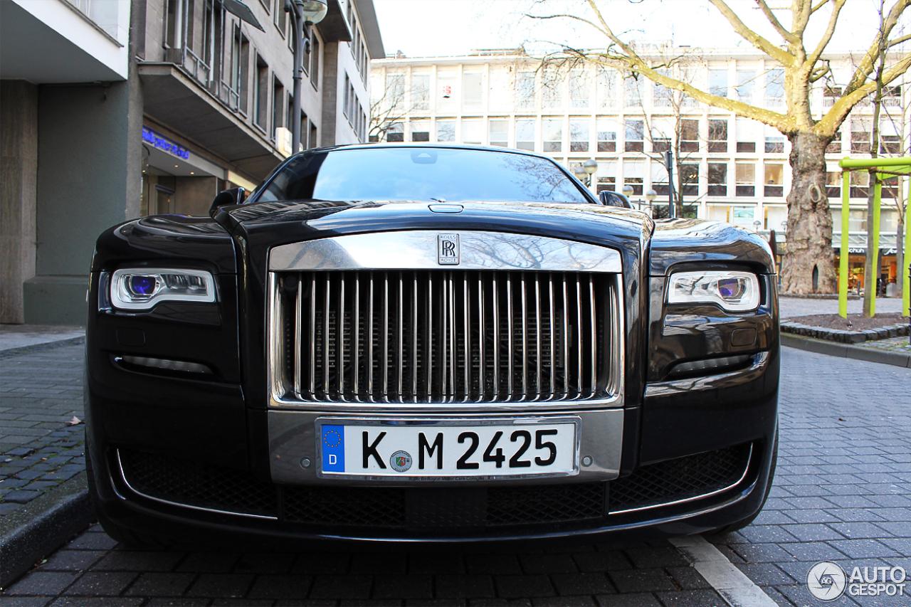 Rolls-Royce Ghost Series II 2