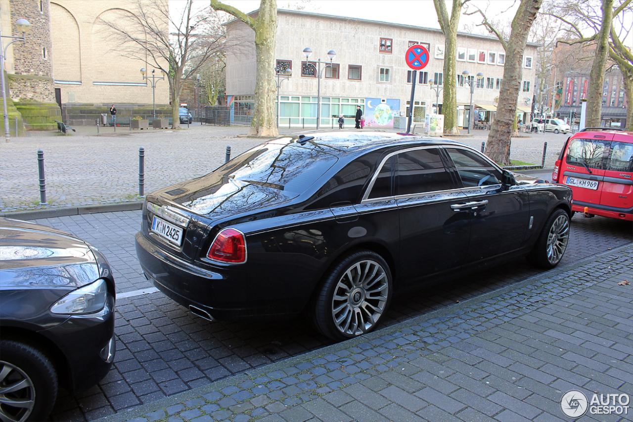 Rolls-Royce Ghost Series II 4