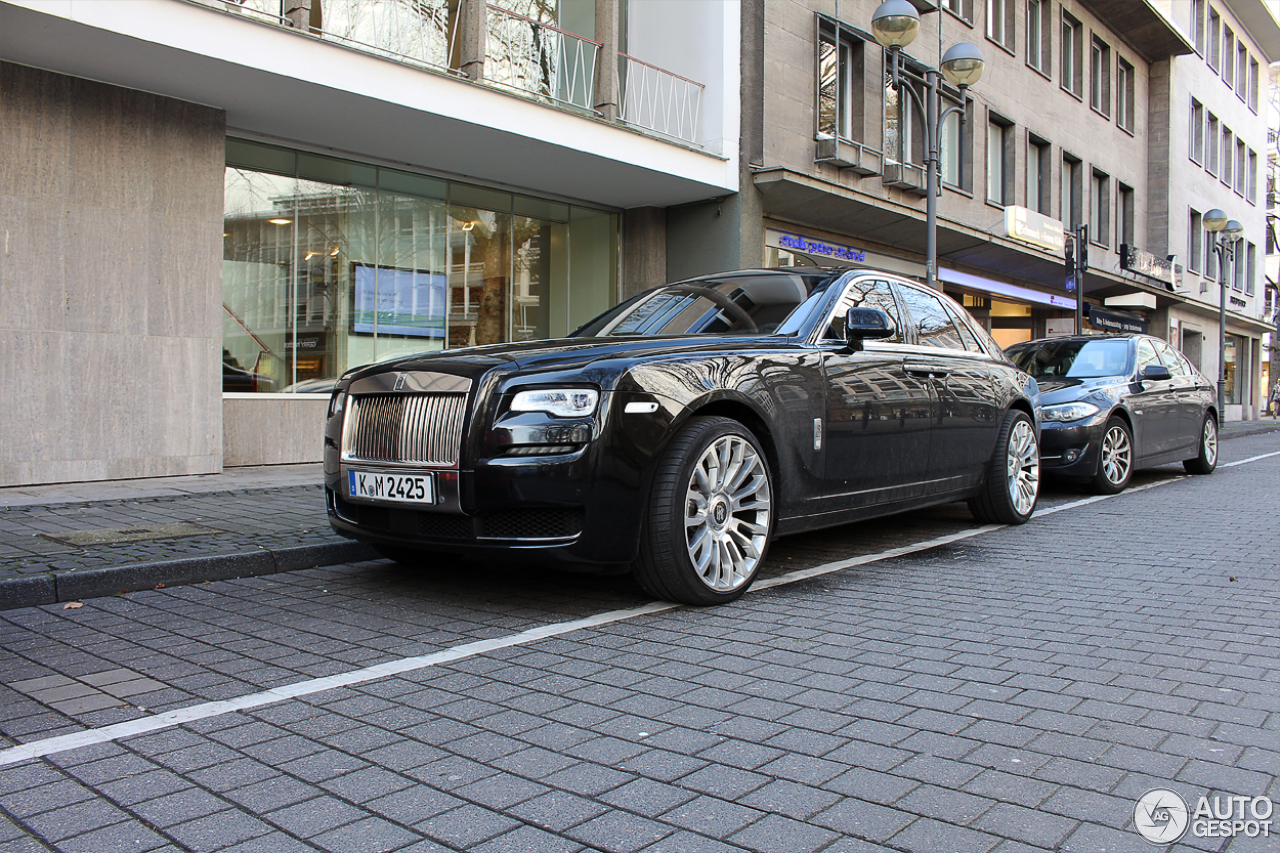 Rolls-Royce Ghost Series II 5