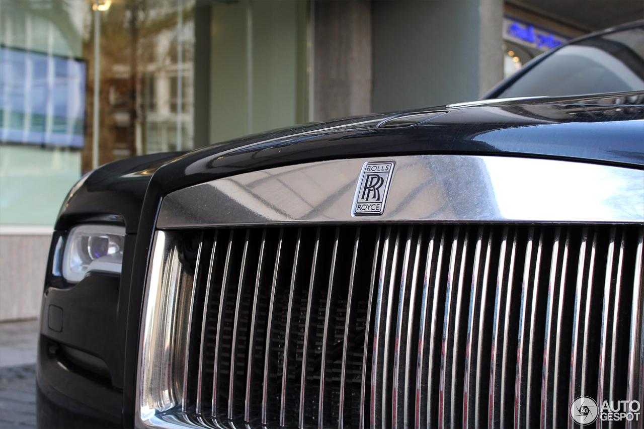 Rolls-Royce Ghost Series II 6
