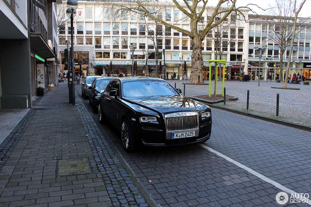 Rolls-Royce Ghost Series II 7