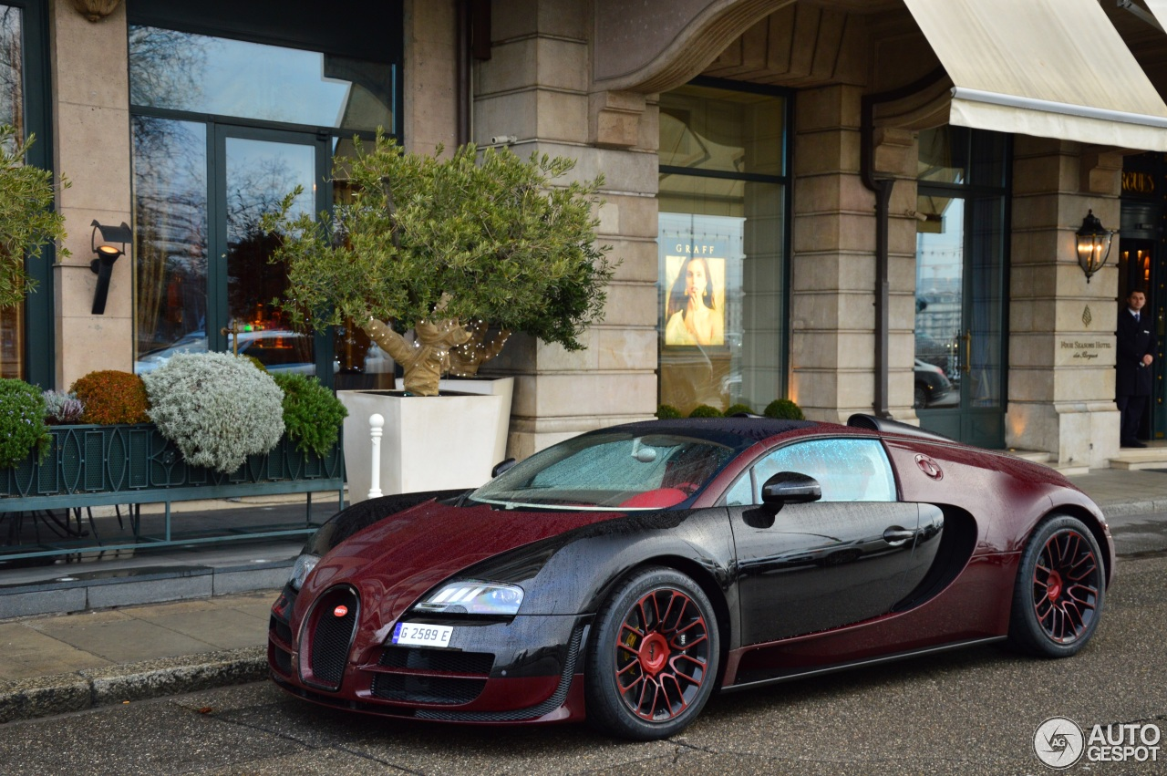 bugatti veyron 16 4 grand sport vitesse la finale 4 march 2016 autogespot. Black Bedroom Furniture Sets. Home Design Ideas