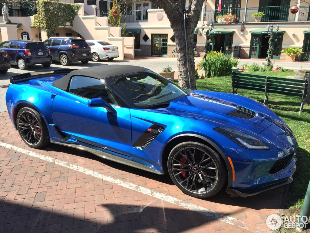 chevrolet corvette c7 z06 convertible 4 march 2016 autogespot. Black Bedroom Furniture Sets. Home Design Ideas