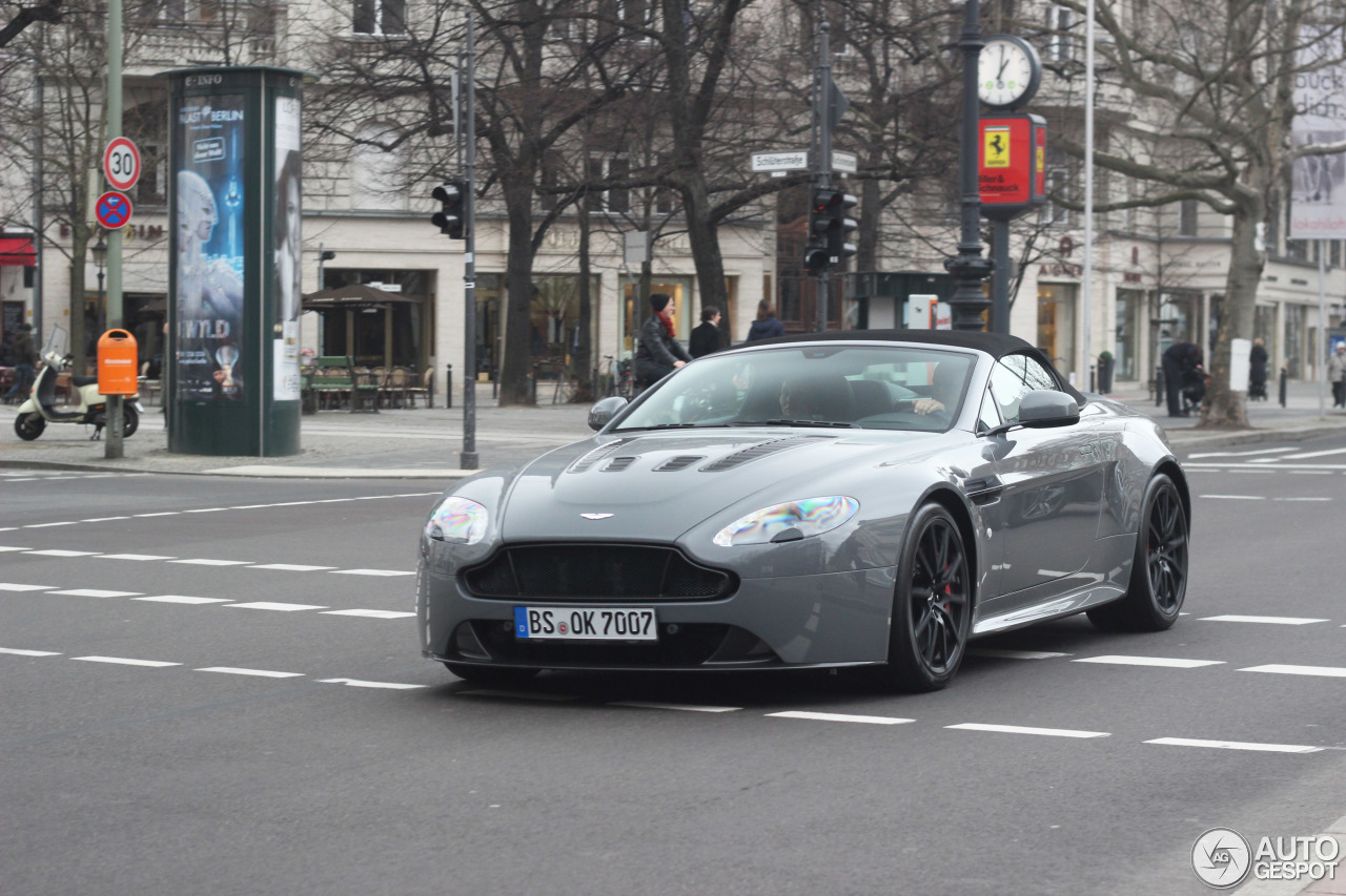 aston martin v12 vantage s roadster 5 march 2016 autogespot. Black Bedroom Furniture Sets. Home Design Ideas