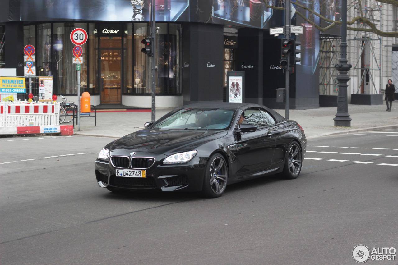 BMW M6 F12 Cabriolet 2