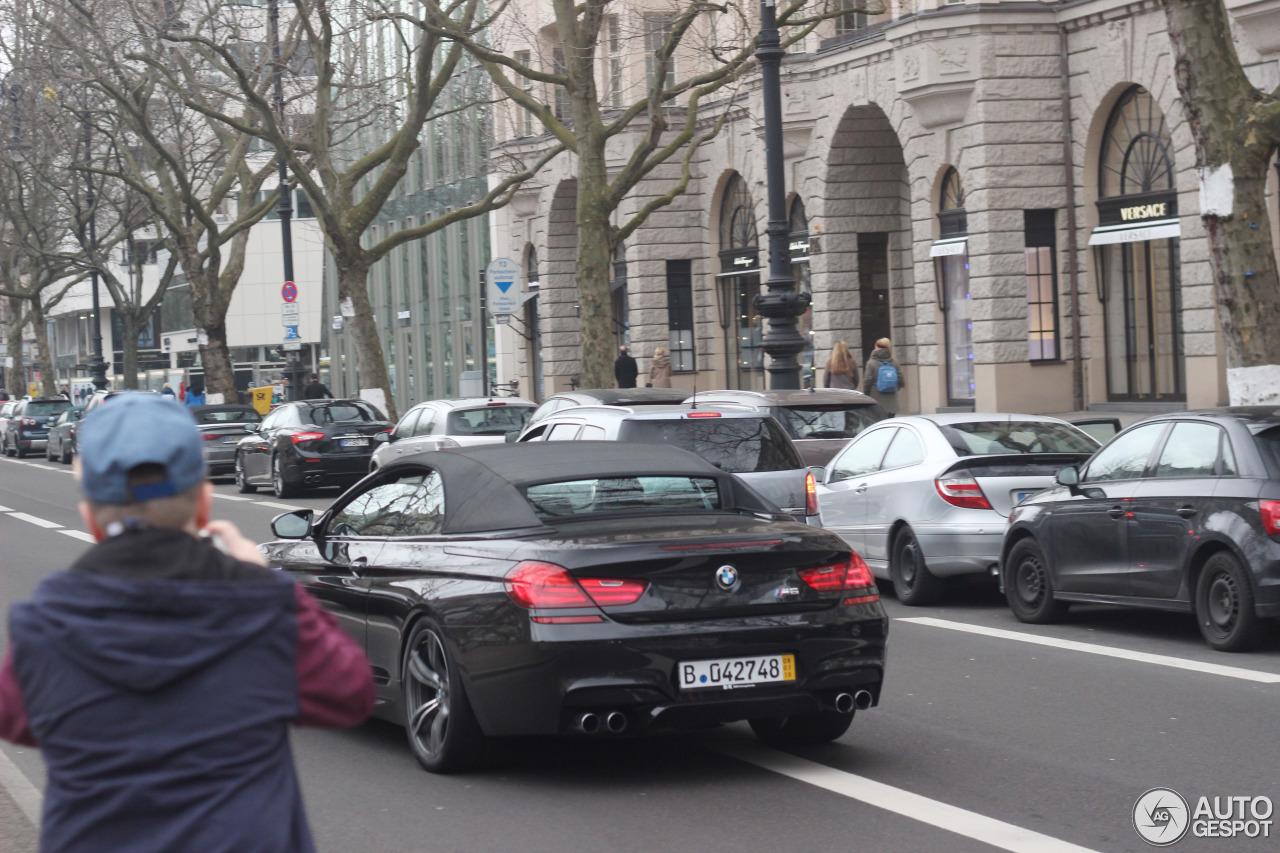 BMW M6 F12 Cabriolet 5
