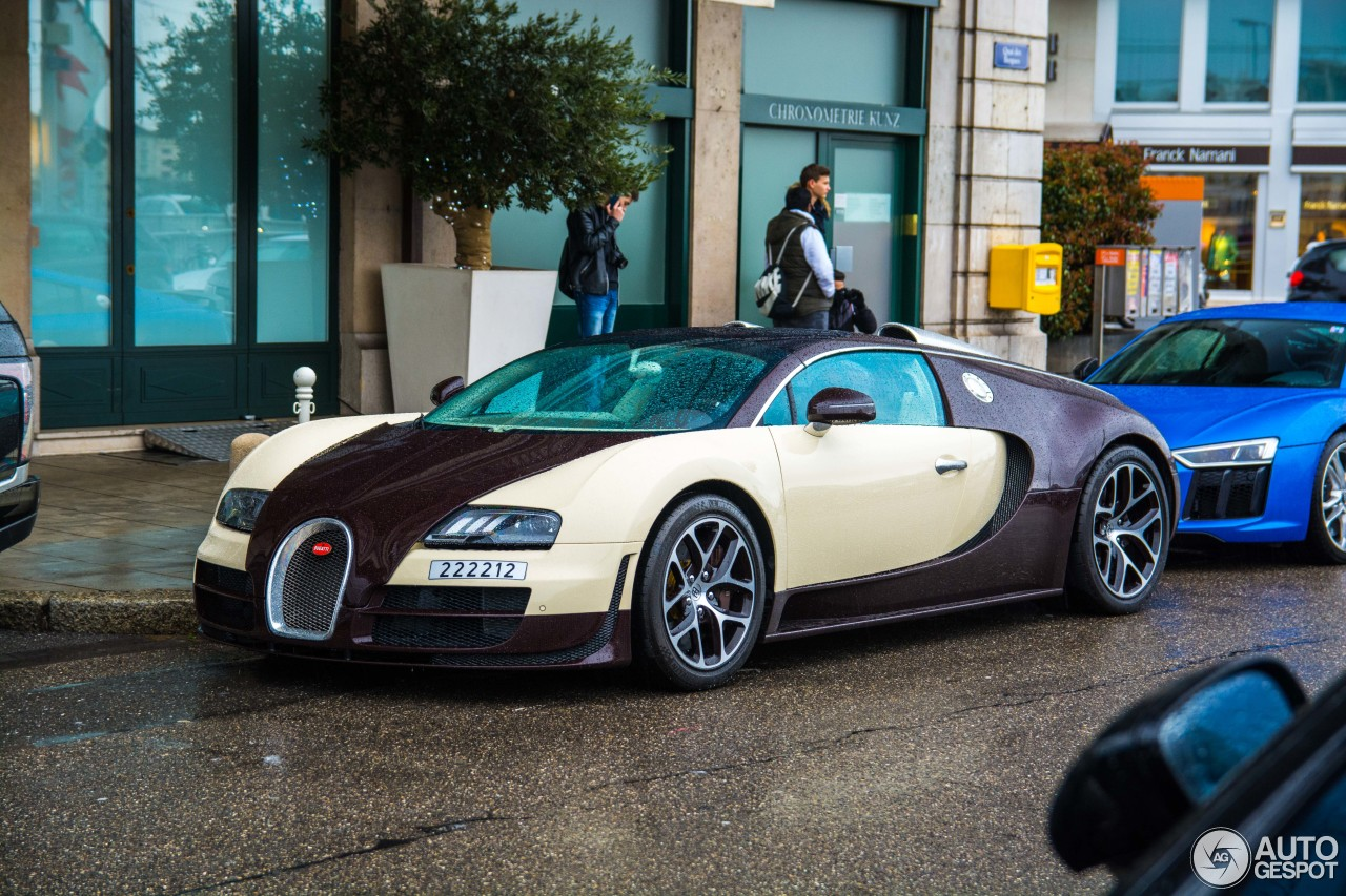 bugatti veyron 16 4 grand sport vitesse 5 march 2016 autogespot. Black Bedroom Furniture Sets. Home Design Ideas