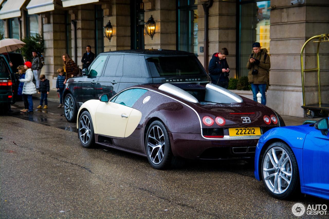 bugatti veyron 16 4 grand sport vitesse 5 march 2016 autogespot. Black Bedroom Furniture Sets. Home Design Ideas