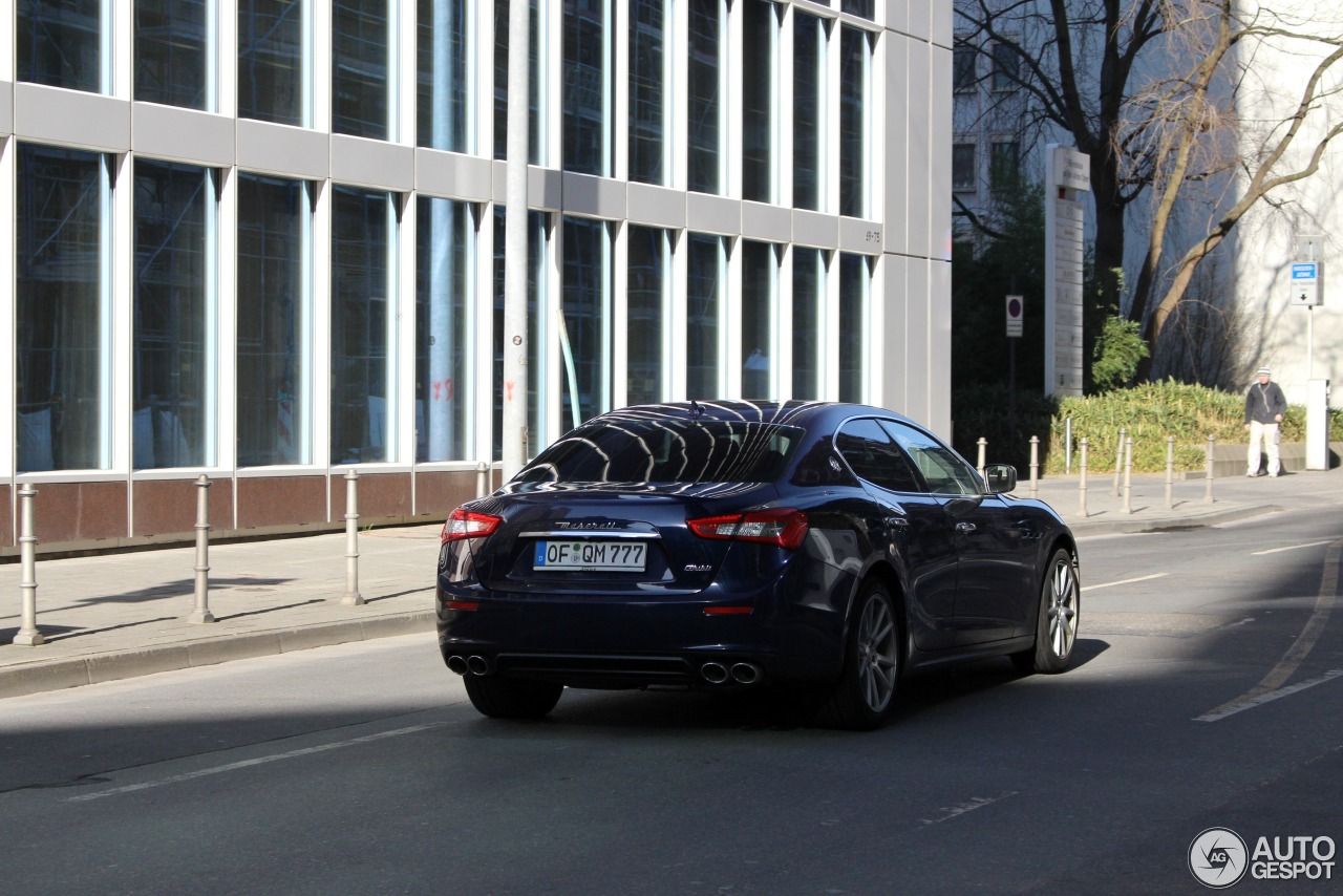 Maserati Ghibli 2013 3