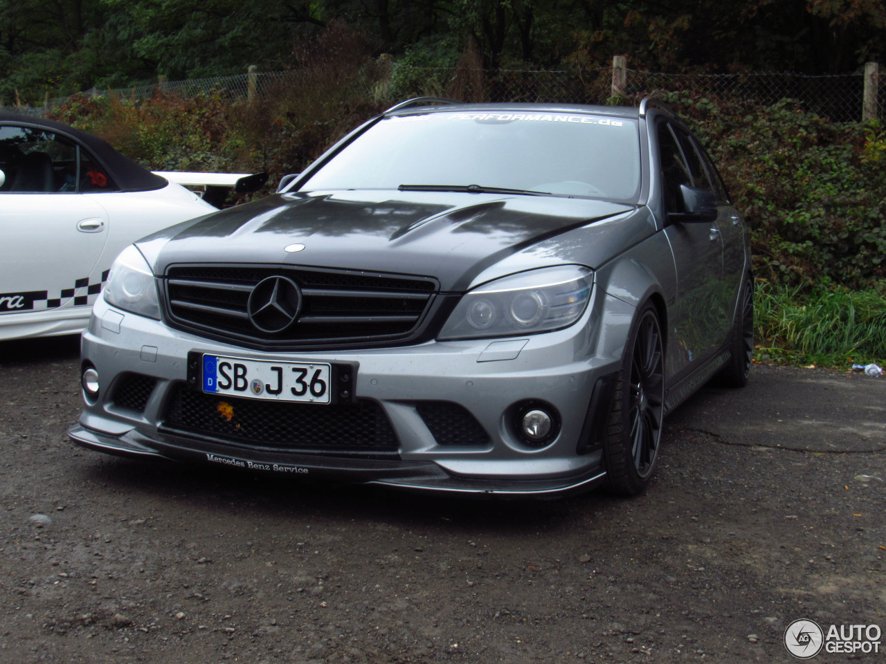 Mercedes-Benz C 63 AMG Estate 4