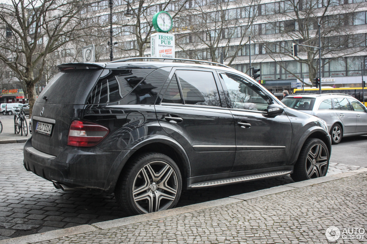 mercedes benz ml 63 amg w164 5 march 2016 autogespot. Black Bedroom Furniture Sets. Home Design Ideas