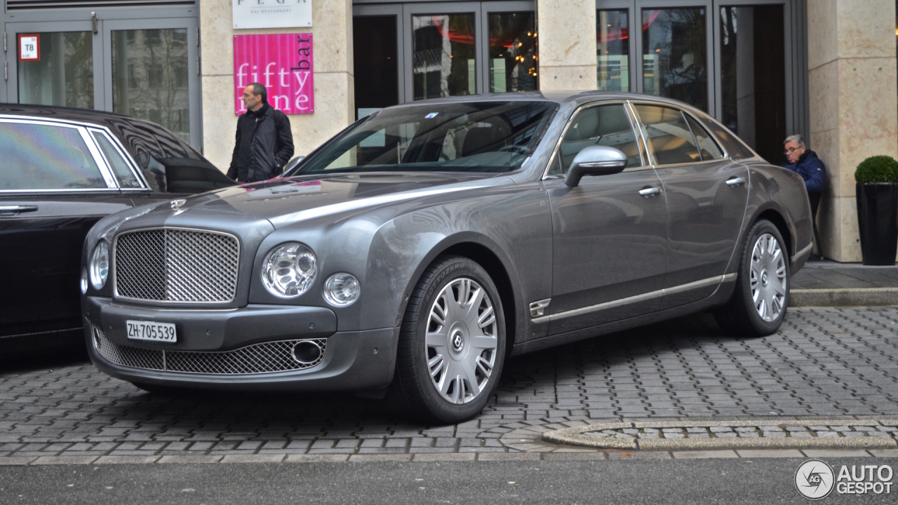 Bentley Mulsanne 2009 1