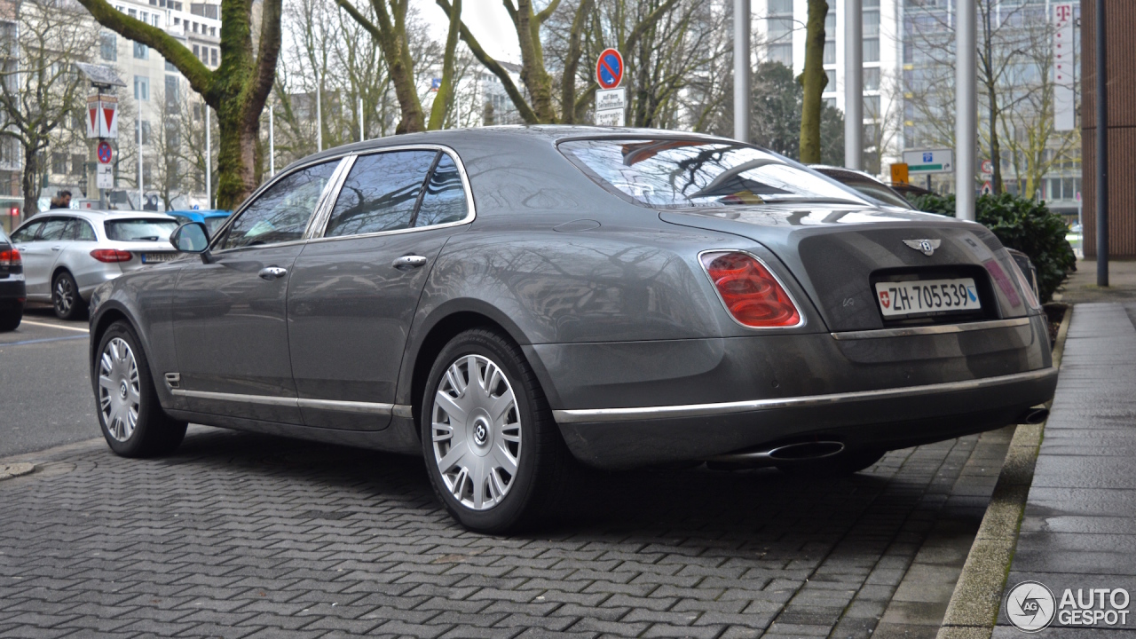 Bentley Mulsanne 2009 4