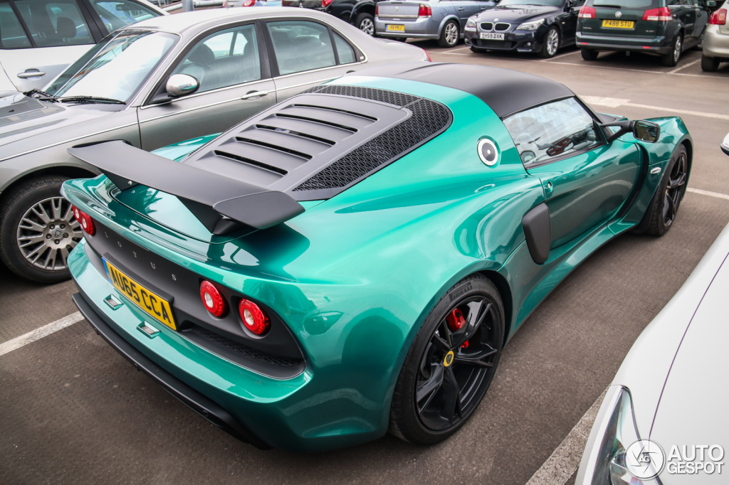 lotus exige 350 sport 6 march 2016 autogespot. Black Bedroom Furniture Sets. Home Design Ideas