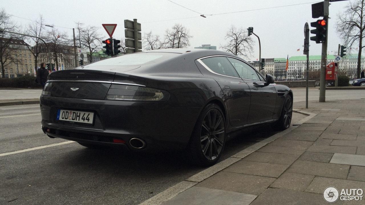 Aston Martin Rapide 5