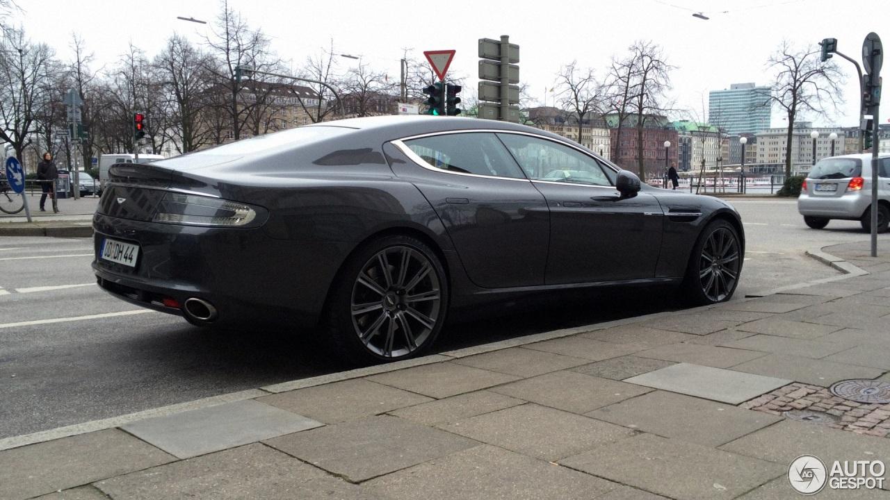 Aston Martin Rapide 6