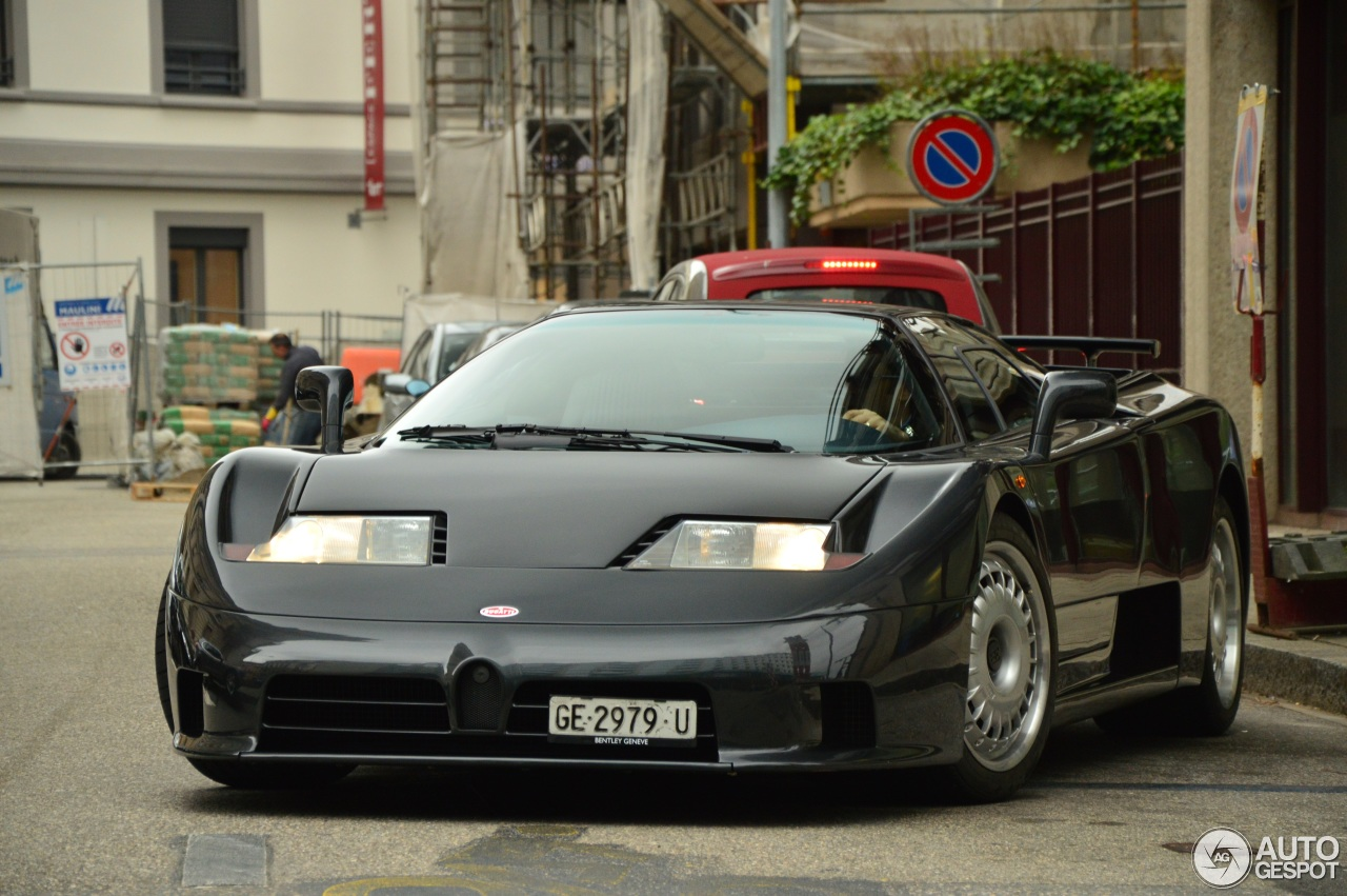 Bugatti Eb110 Gt 8 March 2016 Autogespot