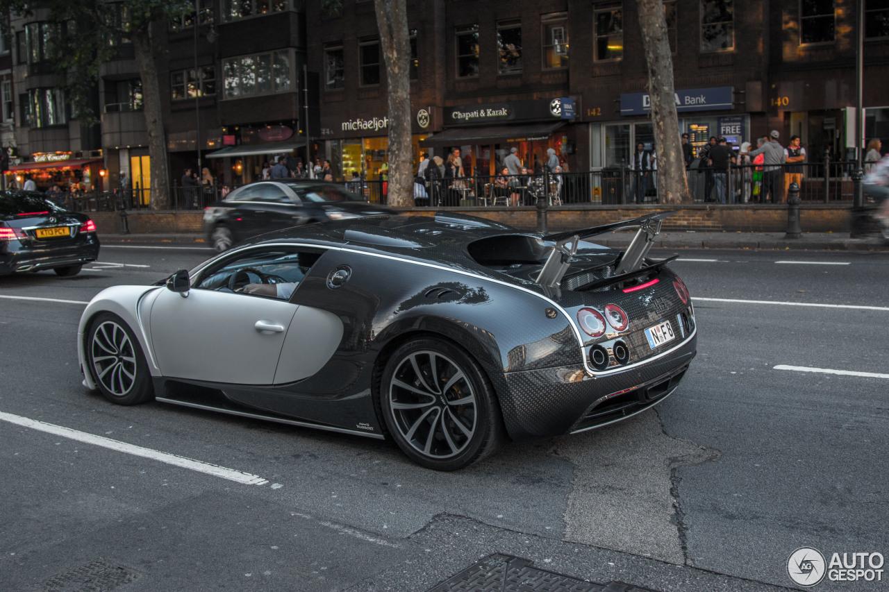 bugatti veyron 16 4 mansory vivere 8 march 2016 autogespot. Black Bedroom Furniture Sets. Home Design Ideas