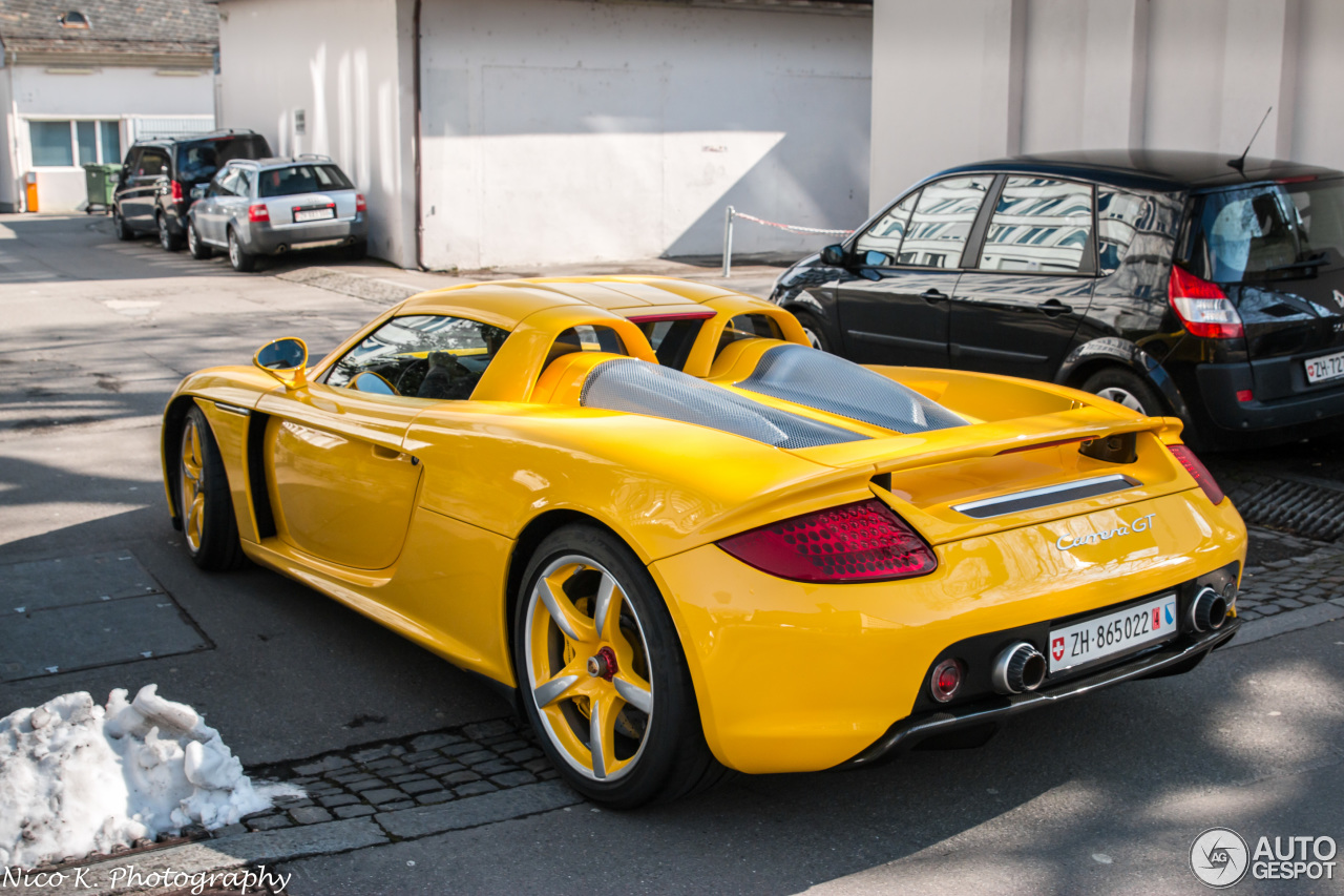 porsche carrera gt 9 march 2016 autogespot. Black Bedroom Furniture Sets. Home Design Ideas
