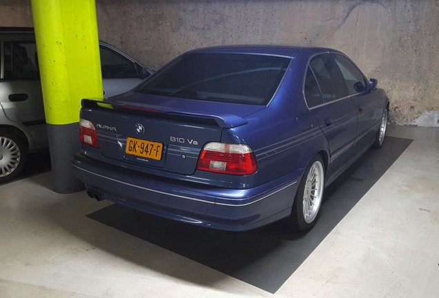 Alpina B10 V8