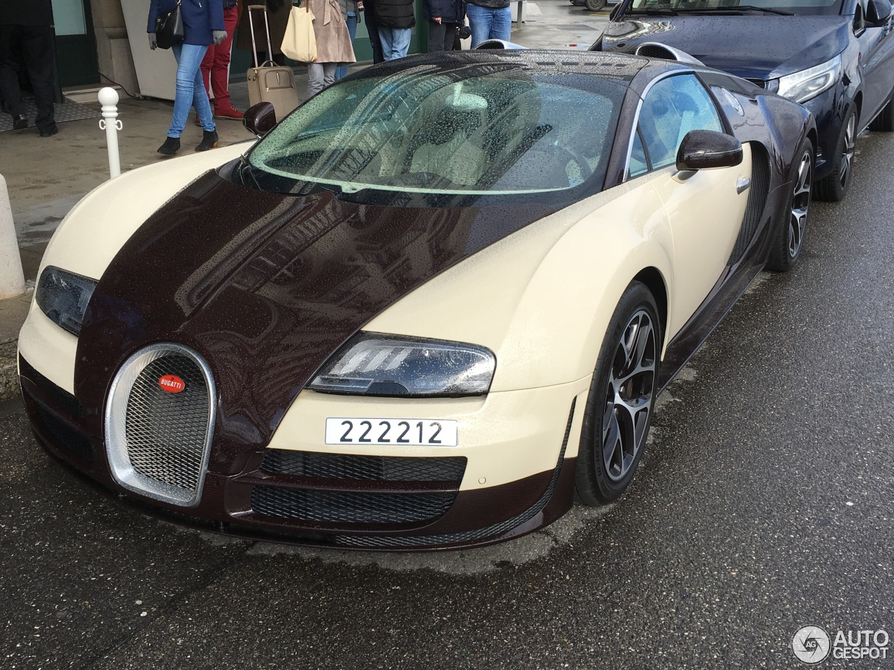 bugatti veyron 16 4 grand sport vitesse 10 march 2016 autogespot. Black Bedroom Furniture Sets. Home Design Ideas