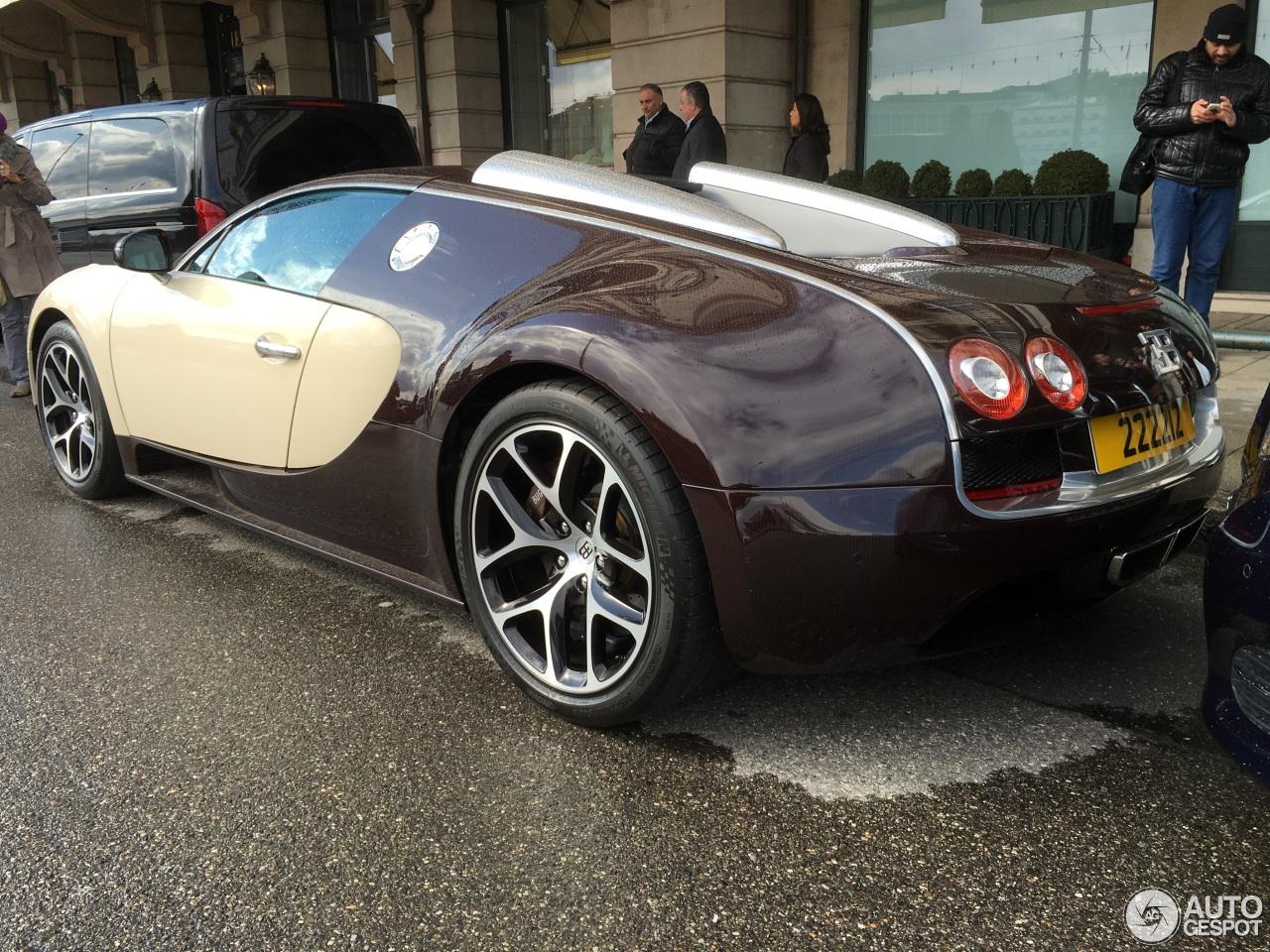 bugatti veyron 16 4 grand sport vitesse 10 maart 2016 autogespot. Black Bedroom Furniture Sets. Home Design Ideas