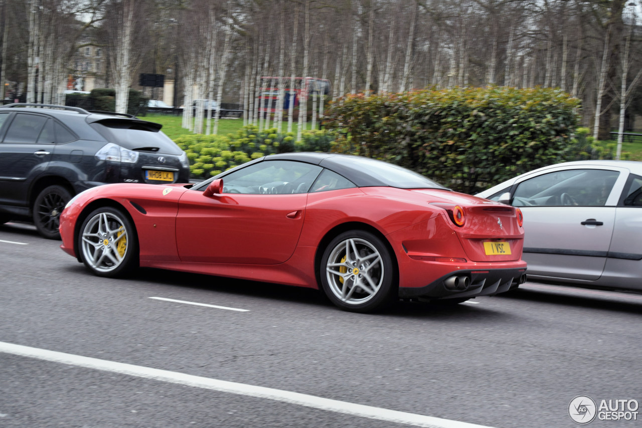 ferrari california t 10 march 2016 autogespot. Black Bedroom Furniture Sets. Home Design Ideas