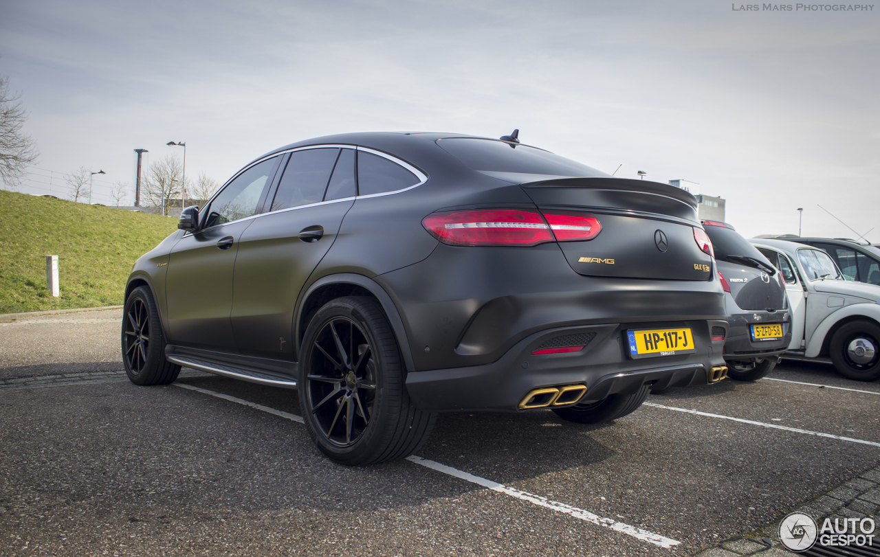 Mercedes Amg Gle  Coupe Price