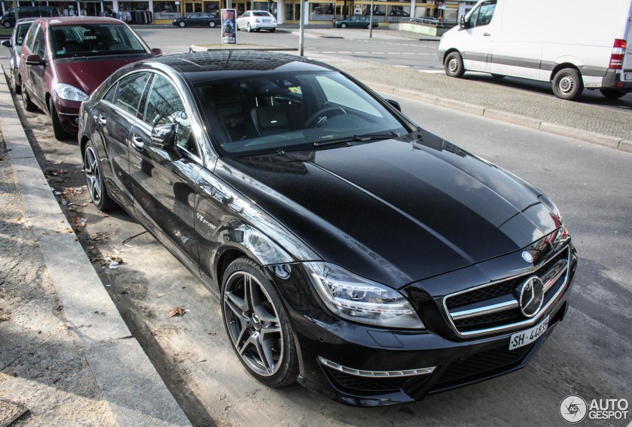 Mercedes-Benz CLS 63 AMG C218 6