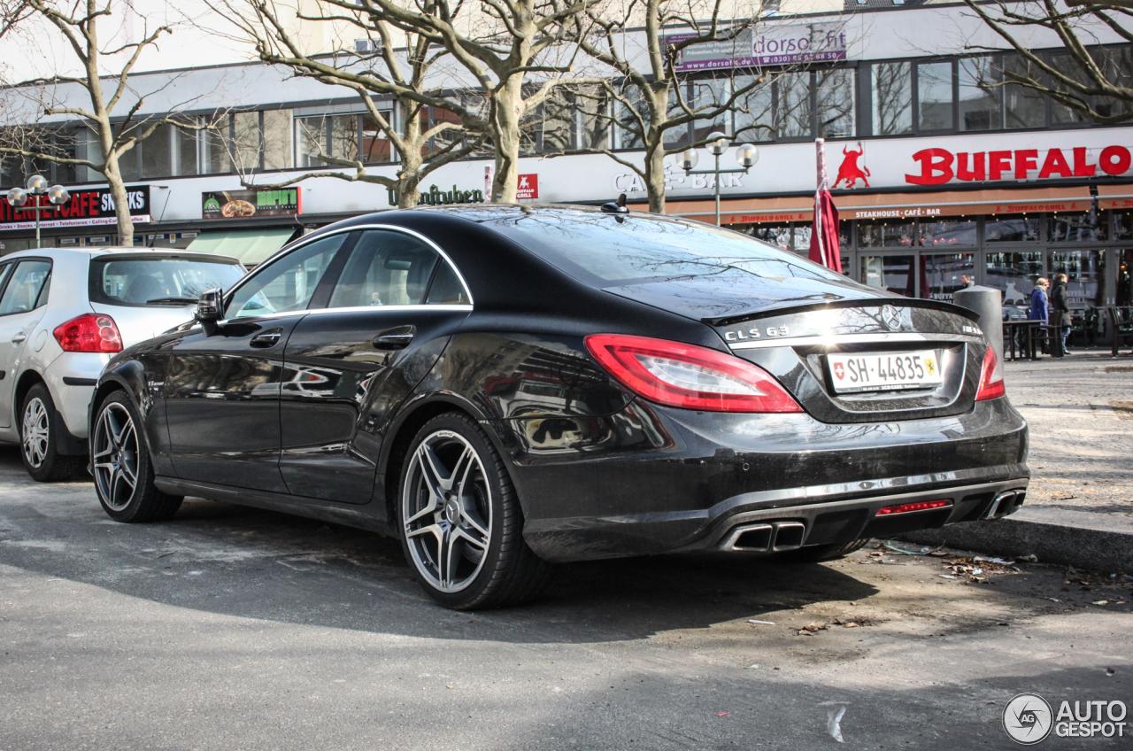 Mercedes-Benz CLS 63 AMG C218 7