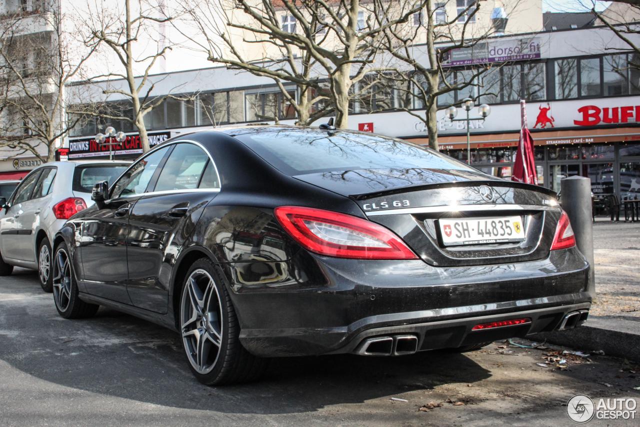 Mercedes-Benz CLS 63 AMG C218 8