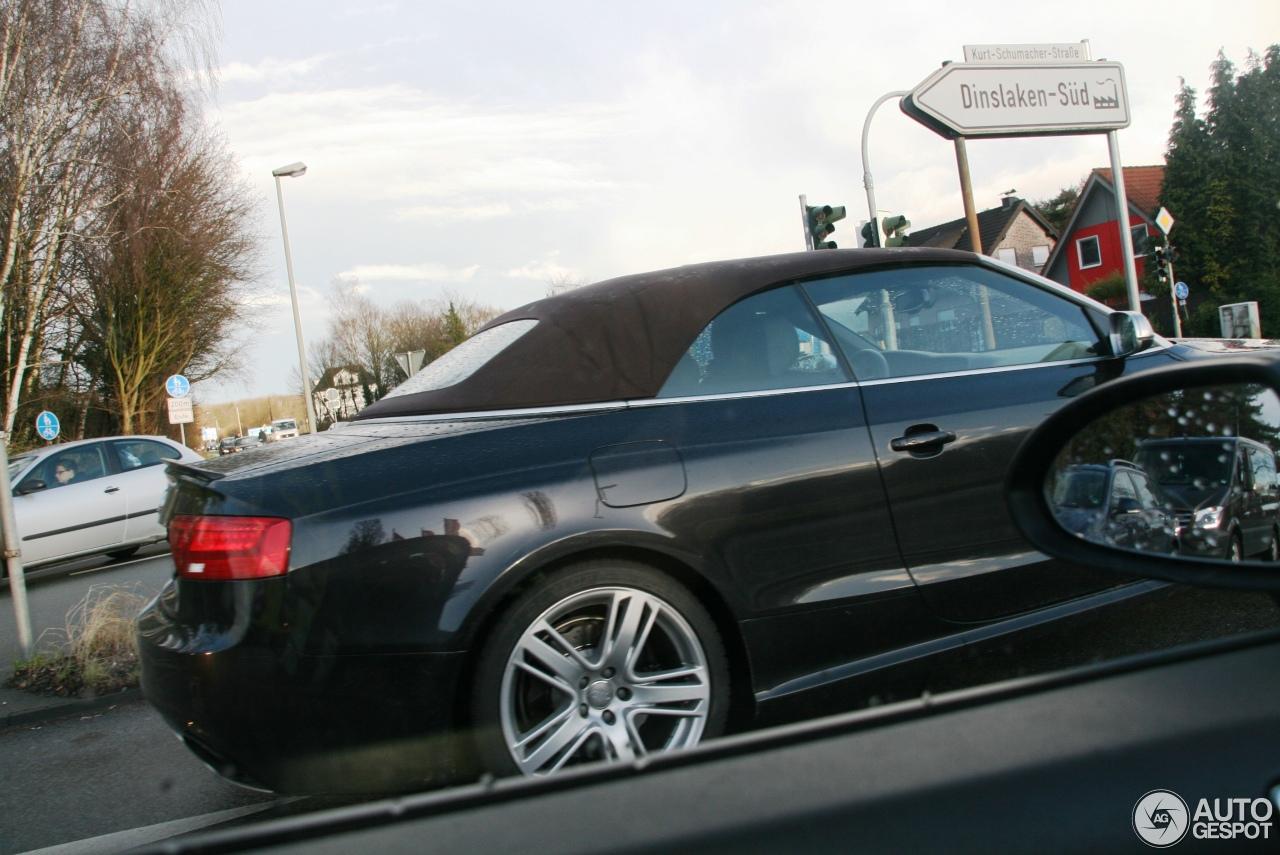 Audi RS5 Cabriolet B8 3