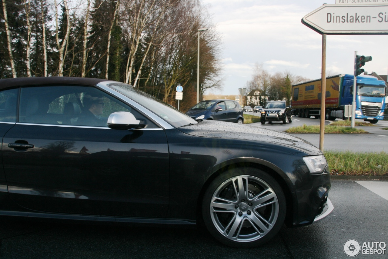Audi RS5 Cabriolet B8 5