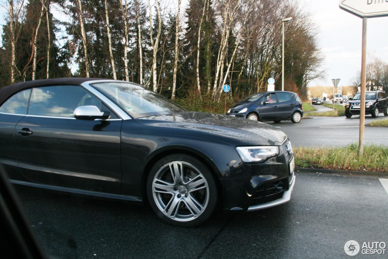Audi RS5 Cabriolet B8 6