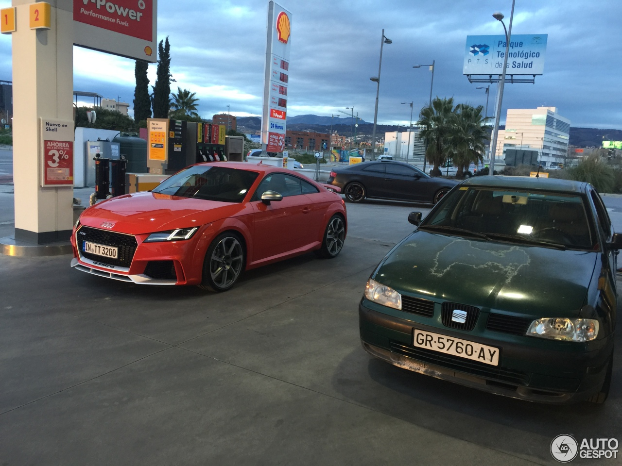Audi TT-RS 2017 - 11 March 2016 - Autogespot